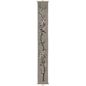 Три снегиря Набор для вышивания Eva Rosenstand 09-2775