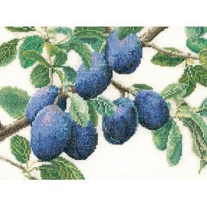 Ветвь сливы Набор для вышивания Thea Gouverneur 3015