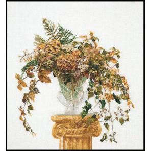 Осенний букет Набор для вышивания Thea Gouverneur 1083