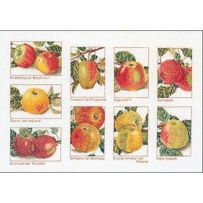 Яблоки Набор для вышивания Thea Gouverneur 2082