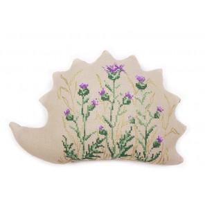 Колючки (может использоваться для создания подушки) Набор для вышивания Марья Искусница 14.001.18