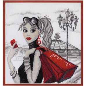 Москва по рисунку О. Куреевой Набор для вышивания Марья Искусница 09.005.04