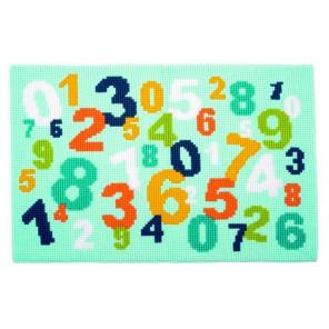 Цифры Набор для вышивания коврика VERVACO