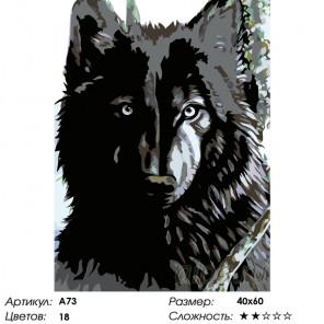 Количество цветов и сложность Хозяин леса Раскраска по номерам на холсте Живопись по номерам A73