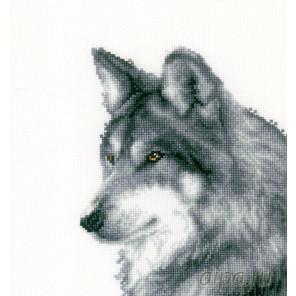 Волк Набор для вышивания Vervaco PN-0149789