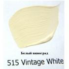 515 Белый виноград Черные и белые цвета Акриловая краска FolkArt Plaid